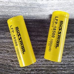 Аккумулятор Li-Fe 18500 1000mAh